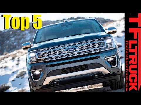 Top 5 New Trucks Revealed At The 2017 Chicago Auto Show