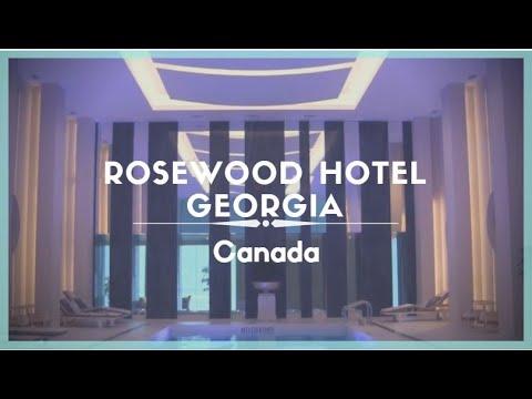 Celestielle #222 Rosewood Hotel Georgia, Vancouver, British Columbia, Canada