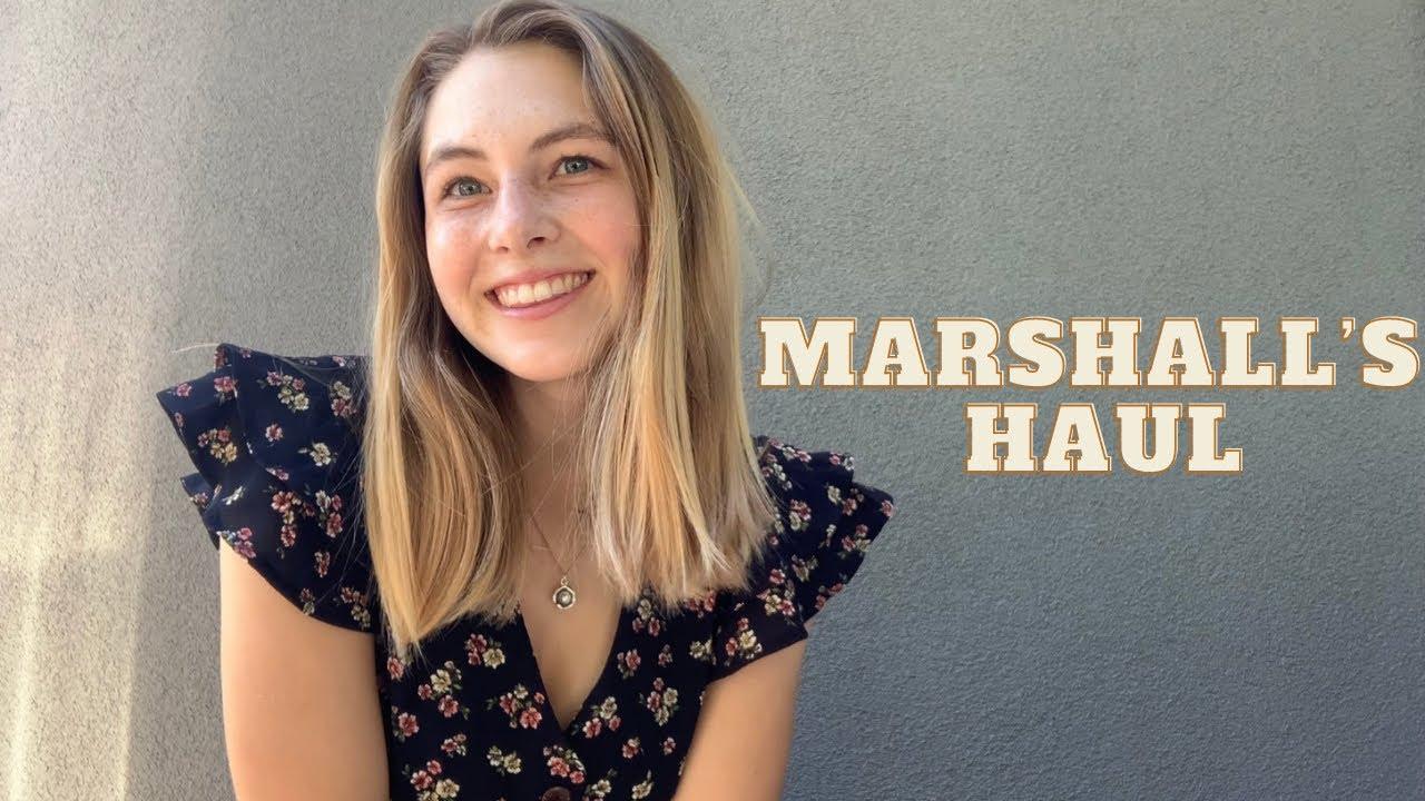 Try On Haul   Marshalls