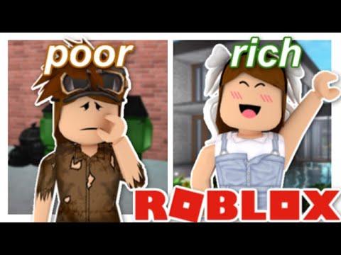 Roblox Poor To Rich Bloxburg Poor To Rich Bloxburg Movie Youtube