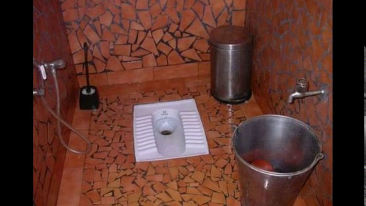 small indian toilet design. Indian bathroom designs  YouTube