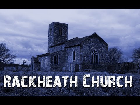 Rackheath Church Paranormal Investigation 2014
