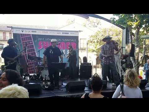 Maria, Maria by Tortilla Soup - Downtown Sunnyvale Summer Concerts 8-23-17