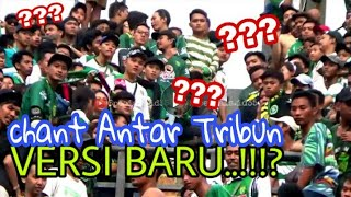 Chant antar Tribun versi anyar !! Tribun GN-Kidul-Timur-21-VIP connect