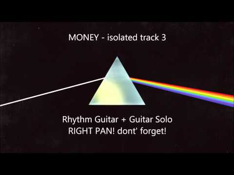 ISOLATED '06 MONEY' - Pink Floyd - The Dark Side of the Moon - Isolated track n°3