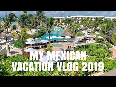 MY MEXICAN VACATION 2019!!! SECRETS AKUMAL RIVERA MAYA 👙☀️🇲🇽
