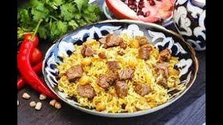 Плов Ташкентский - дегустация оригинального рецепта