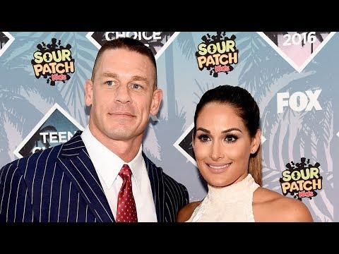 John Cena & Nikki Bella BACK TOGETHER After Canceling Engagement?