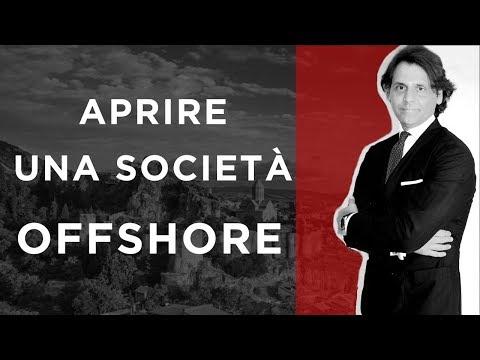 Come aprire una società offshore