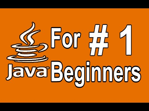 Java Programming Tutorial For Beginners - 1 - History and Features of Java