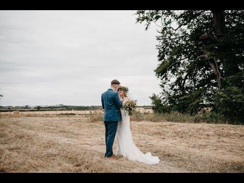 Earthy, Bohemian Summer Wedding | Holly & Etienne