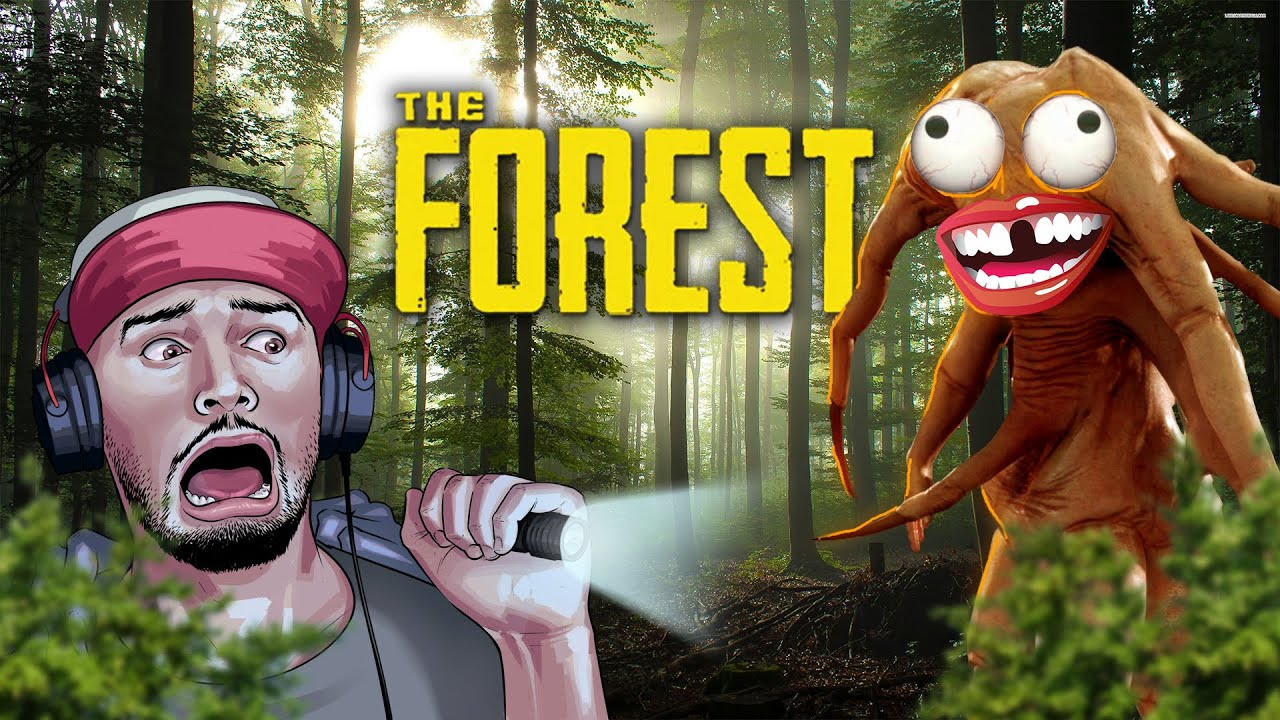 THE FOREST - АУТИСТЫ В ЛЕСУ