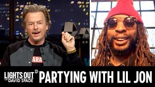 Lil Jon Gives the Panel Some Party-Throwing Tips - Lights Out with David Spade