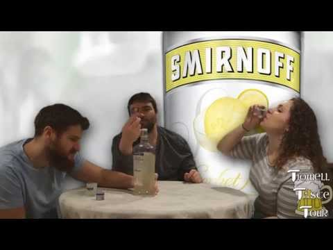 Smirnoff Sorbet Light Lemon Vodka Review