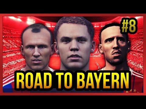 FIFA 15 | ROAD TO BAYERN #8 | DANTE HOUDT VAN PANNENKOEKEN!