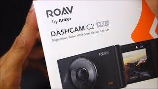 Anker Roav Dashcam C2 PRO Review
