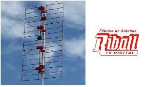 Video Como montar armar antena TV Digital UHF TRIAX 4-D de Panel Riball download MP3, 3GP, MP4, WEBM, AVI, FLV Juni 2018