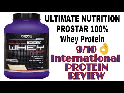 Ultimate nutrition Prostar 100% whey protein | unboxing | Genuine .