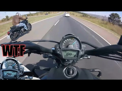 Mamba negra (Vulcan S) - Ida ao Outlet Premium Brasília - Top Speed 198 km/h