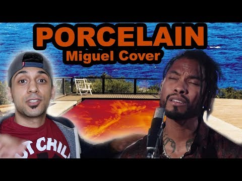 Miguel Covers RHCP! Porcelain | REACTION from a Chili Peppers fan!