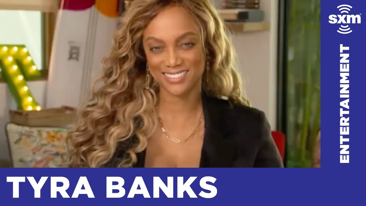 Tyra Banks Talks 'Tiger King' and Hosting 'Dancing with the Stars'