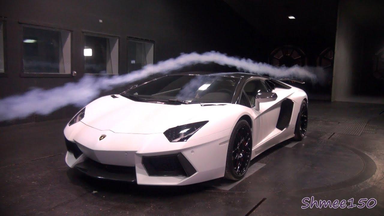 Wind Tunnel Lamborghini Aventador Dragon Edition Lp760 4