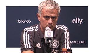 Man Utd 2-0 Man City - Jose Mourinho Post Match Press Conference - Manchester Derby - Utd Tour 2017