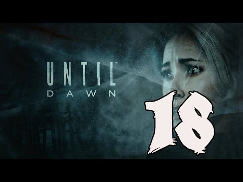 Until Dawn - Gameplay Walkthrough Part 18: The Psych Ward