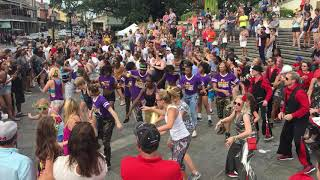 New Orleans National Dance Day 2016- Flash Mob