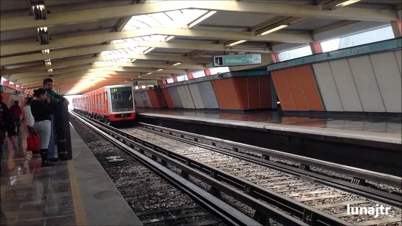 Metro Santa Anita L 237 Nea 4 Youtube