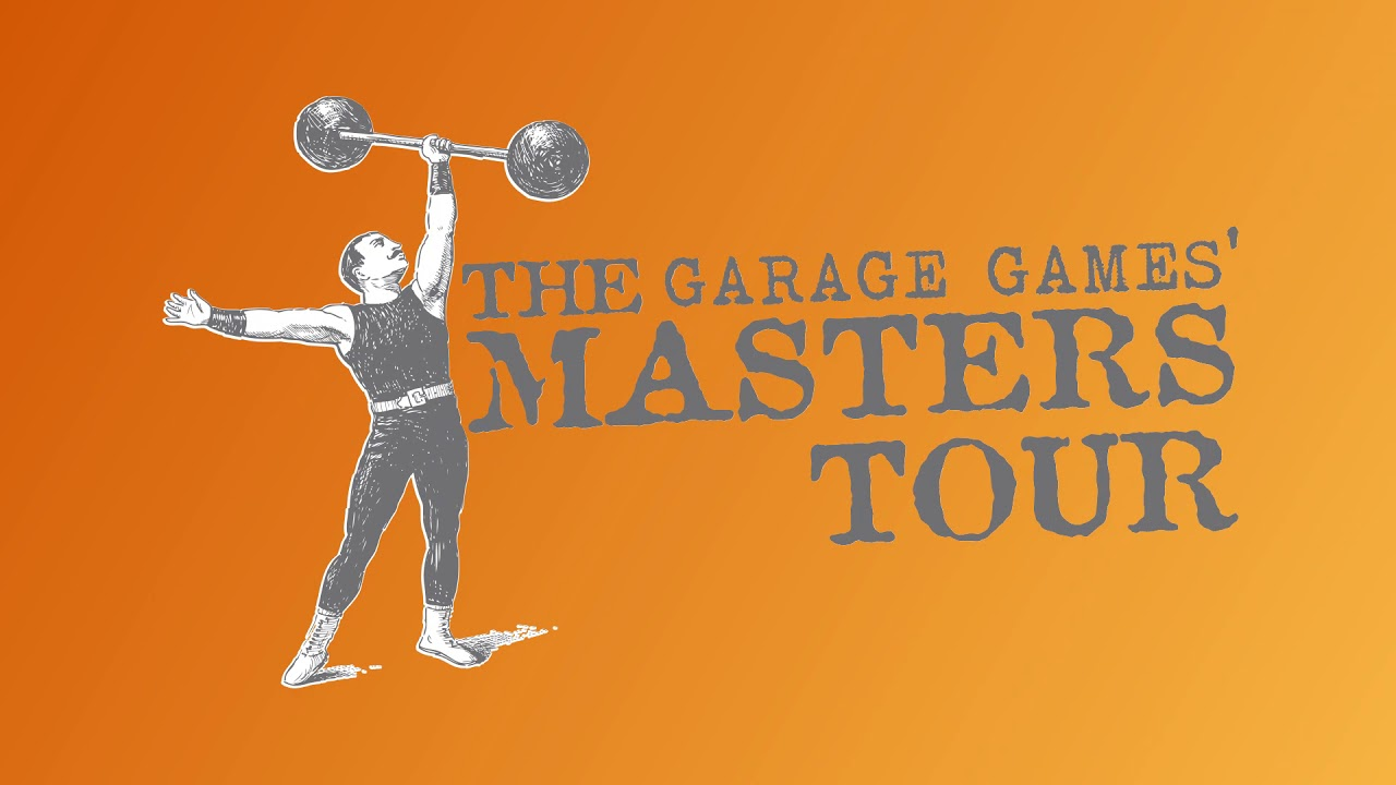 Garage Games Masters Wod 2019 Gg Masters Tour Wod 1 Standards