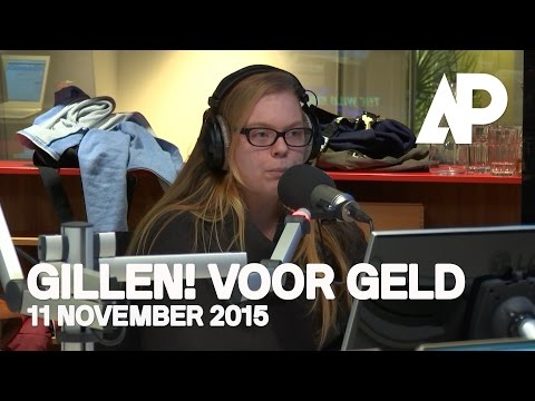 De Avondploeg – Gillen Voor Geld #12 met de radio en een kledingkast.