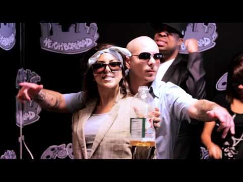 Power 106 - Pitbull - Give Me Everything ft. Ne-Yo, Afrojack, Nayer (WITH BIGBOY NEIGHBORHOOD)