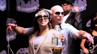 Power 106 - Pitbull - Give Me Everything ft. Ne-Yo, Afrojack, Nayer (WITH BIGBOY NEIGHBORHOOD)