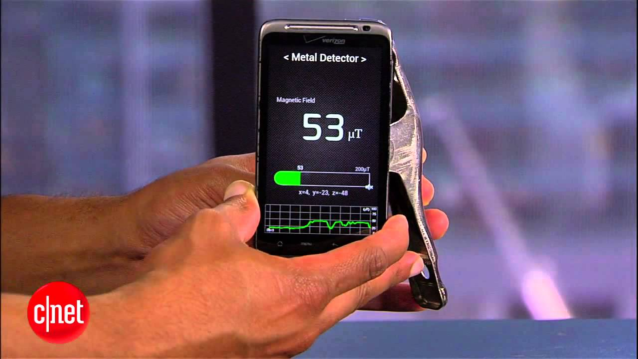 Tap That App: Measuring is a snap with the Smart Tools app