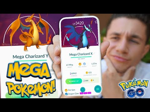 MEGA EVOLUTIONS IN POKÉMON GO? Could This be the Next HUGE UPDATE?