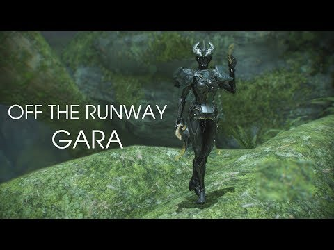 Warframe: Off The Runway - Gara