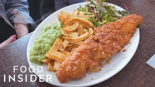 The Best Fish And Chips In London | Best Of The Best