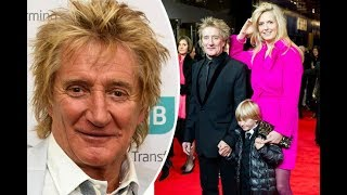 Rod Stewart uses DOG POO to teach his daughters a lesson