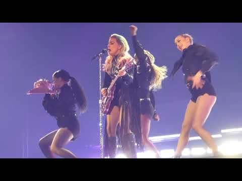 """Diamond Heart & A-Yo"" Lady Gaga@Wells Fargo Center Philadelphia 9/10/17"