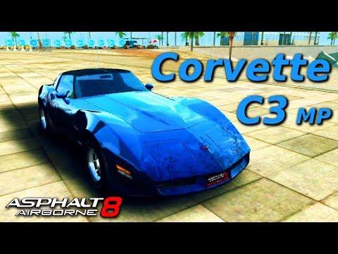 THE 300 TOKEN 300 MPH CAR! Chevy Corvette C3 (Rank 1678) Multiplayer in Asphalt 8