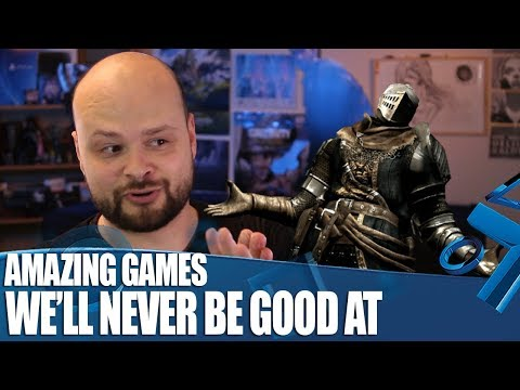 Amazing Games We Admit We'll Suck At Forever