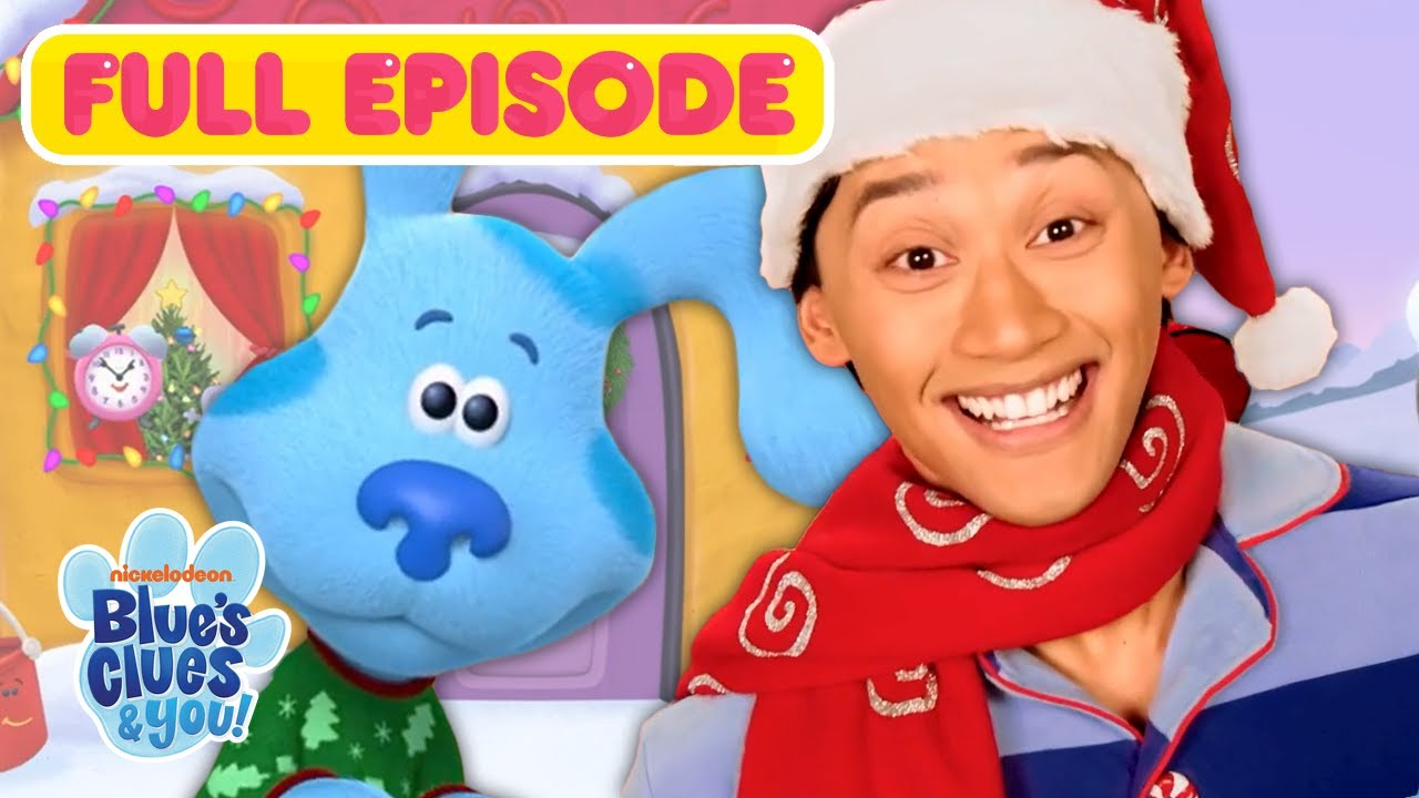 Download Blue's Clues & You! FULL EPISODE! | Blue's Night Before Christmas! 🎁🎄