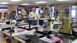Woodcraft of Woburn Store Tour