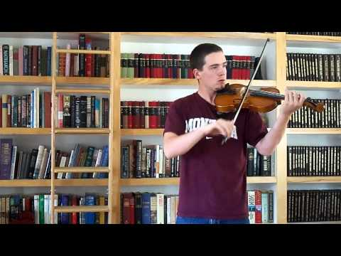 Traditional Klezmer Fiddle Tune