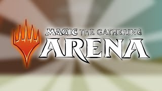 Magic: The Gathering Arena Cartoon