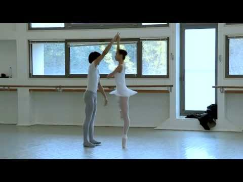 Budding Stars Of The Paris Opera Ballet