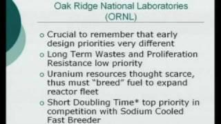 Liquid Fluoride Reactors:  A New Beginning for an Old Idea