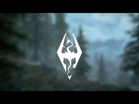 Skyrim - Music & Ambience - Rainy Day [Low-effort Edition]