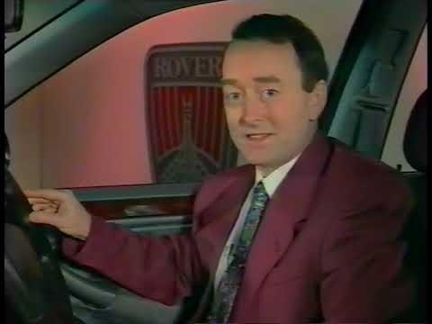 Rover 400 - Aperçu Technique